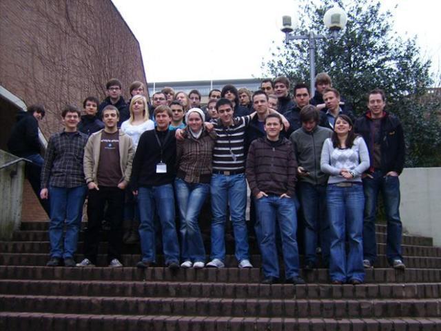 Informatik MINT Camp Aachen 10.-13. März 2010